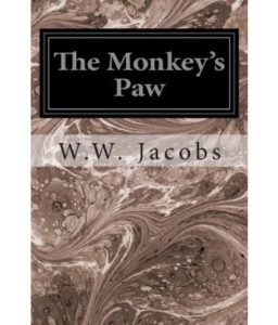 five weird short stories the monkey's paw